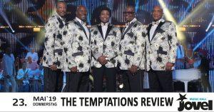 Reunion of Legends - Motown Gold Greatest Hits Tour 2019 (Foto: Jovel Music Hall)