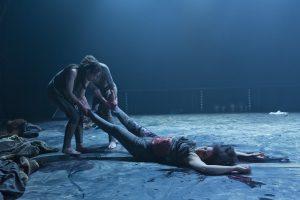 Cactus Theater: Am Ende werden sie sogar zu Kannibalen. (Foto: Ralf Emmerich)