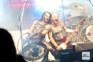 """Beim """"Monasteria Rock Festival"""" soll es Rock, Hardrock, Folk-Rock, Punk und Metal auf die Ohren geben. (Foto: Michael Wietholt)"""