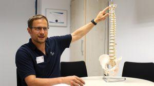 Priv.-Doz. Dr. René Hartensuer. (Foto: UKM)