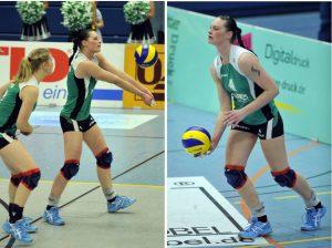 Von 2005 bis 2009 spielte Anika Brinkmann schon in Münster, nun kehrt sie zum USC zurück, um wieder in der Volleyball-Bundesliga aufzuschlagen. (Fotos: Conny Kurth)