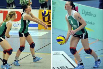 Von 2005 bis 2009 spielte Anika Brinkmann schon in Münster Vollyball in der Bundesliga, nun kehrt sie zum USC zurück. (Fotos: Conny Kurth)