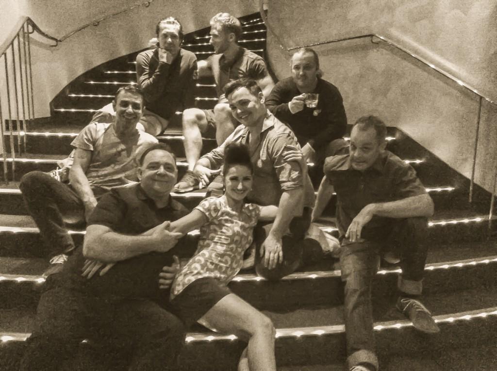 """Der Cast von """"Chaos Royal"""". (Foto: privat)"""