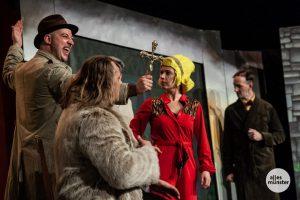 Immer ein großer Spaß, das Vollplaybacktheater. (Foto: Stephan Günther)