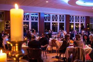 Warmes Ambiente und viel Platz für hoffentlich viele Gäste. (Foto: sg)