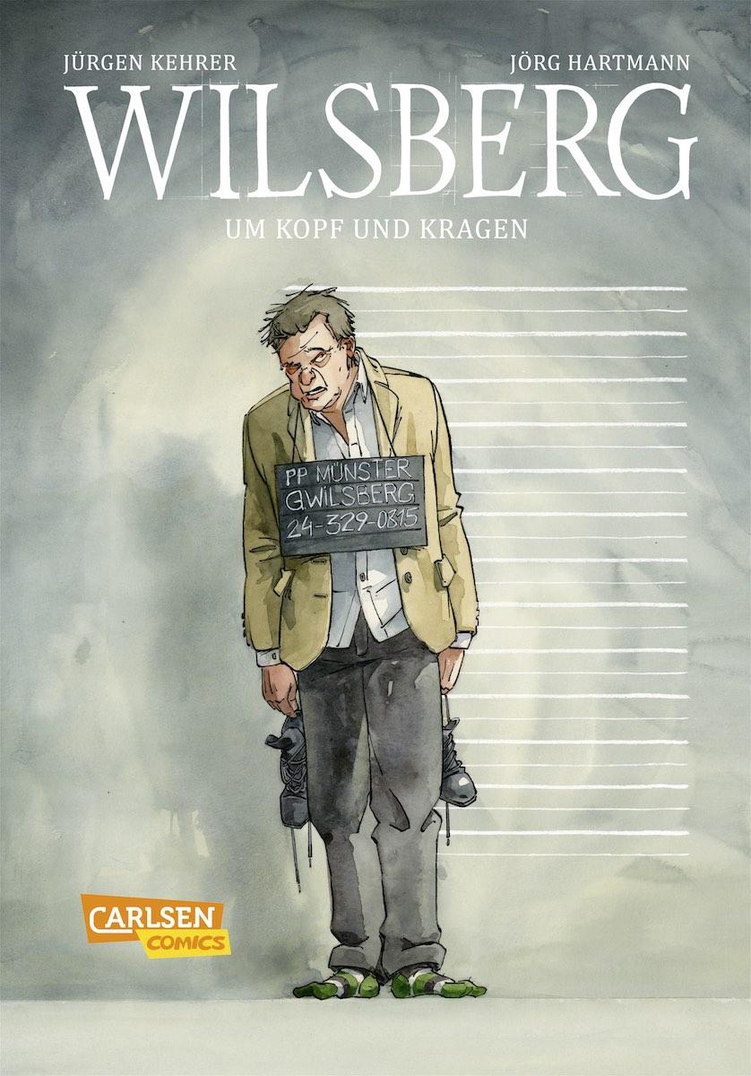 Wilsberg Buch