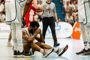 Noch nichts entschieden: Die WWU Baskets haben beim Rückspiel am Freitag in Leverkusen noch alle Chancen. (Foto: Claudia Feldmann)