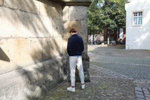 """Öffentliches Urinieren, auch als """"Wildpinkeln"""" geläufig, ist ein Ärgernis - aber auch verboten. (Foto: Stadt Münster/Amt für Kommunikation)"""