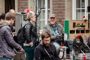Bei den beiden neuen Folgen führt Martin Enlen (re.) Regie. (Foto: Claudia Feldmann)