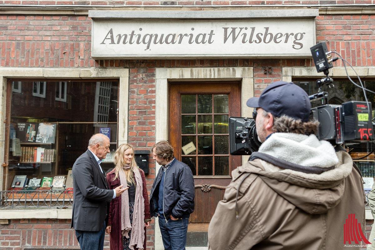 Wilsberg Münster Antiquariat