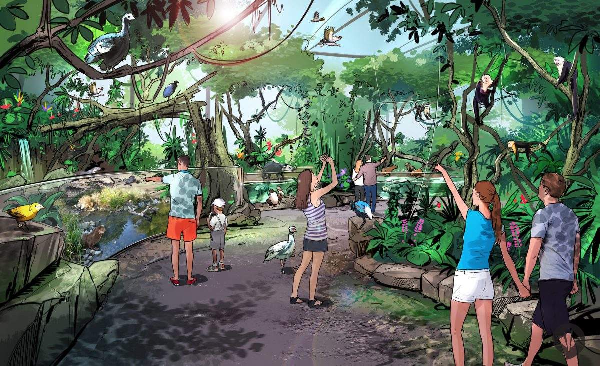 Zoo Der Zukunft