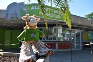 Ein vielseitiges Programm bietet der Allwetterzoo in den Sommerferien. (Foto: Allwetterzoo)