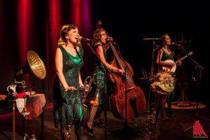 Die Zucchini Sistaz laden zu gleich zwei Konzerten in die Friedenskapelle. (Foto: sg)