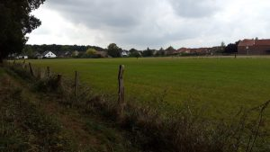 Unter Dach und Fach ist der Ankauf von landwirtschaftlichem Grund und Boden in Wolbeck. Auf einer 8,5 Hektar großen Fläche soll erschwingliches Bauland entstehen. (Foto: Stadt Münster)