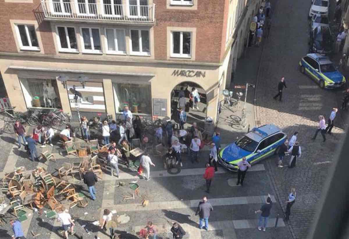 Münster Attentat
