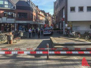 Die Amokfahrt vom Kiepenkerl fordert ein weiteres Todesopfer. (Archivbild: Thomas Hölscher)