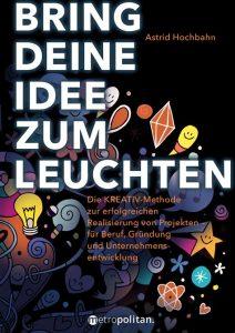 Astrid Hochbahn: Bring Deine Idee zum Leuchten! (Foto: privat)