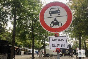 Das dreitägige Stadtfest führt zu Umleitungen in der Innenstadt. (Foto: Thomas Hölscher)