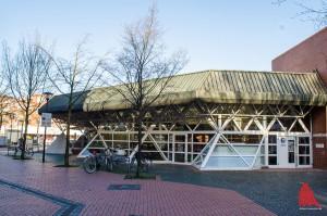 Am Sonntag öffnet die Kinderhauser Bücherei wieder am alten Standort im Bürgerzentrum ihre Pforten. (Foto: th)