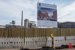 Das Oberverwaltungsgericht Münster hat entschieden, dass der Bebauungsplan für das geplante Hafencenter unwirksam ist. (Archivbild: th)