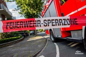 Im Stadtteil Mauritz werden sechs Blindgänger vermutet, die in einer groß angelegten Aktion untersucht und wenn nötig entschärft werden müssen. (Archivbild: Thomas Hölscher)
