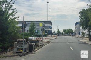 Entwarnung an der Loddenheide: Auf dem Gelände der Stadtwerke befindet sich doch kein Blindgänger. (Archivbild: Thomas Hölscher)