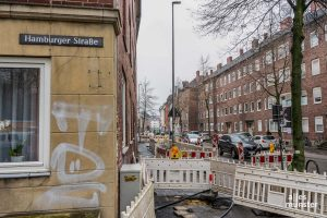 Ende Februar starten die Arbeiten zwischen Hamburger Straße und Albersloher Weg. (Foto: Michael Bührke)