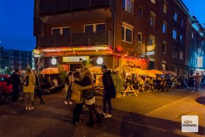 B-Side lädt im Rahmes des Hansaforums zu einem Spaziergang durch das Viertel ein. (Archivbild: Thomas M. Weber)