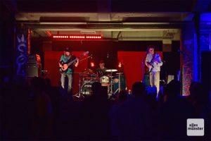 Wie im letzten Jahr spielt die Band Orange Peeler auch bei der Eröffnung heute an der B-Side-Rampe, diesmal aber nur vor einem kleinen Publikum.(Archivbild: Tessa-Viola Kloep)