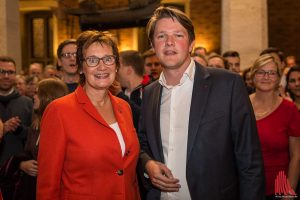 Sybille Benning (CDU) hat das Direktmandat für Münster mit deutlichem Vorsprung vor Robert von Olberg (SPD) gewonnen. (Foto: cabe)