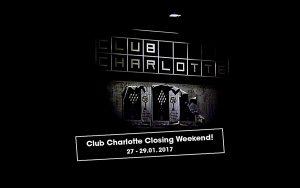 Im Club Charlotte fand am Wochenende jetzt tatsächlich das Closing statt. (Foto: tm)