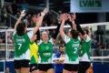 Jubeln in den Playoffs, das ist das Ziel! (Foto: Conny Kurth / www.kurth-media.de)
