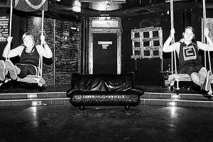 Ausgeschaukelt ... der Club Charlotte muss schließen. (Foto: Club Charlotte)