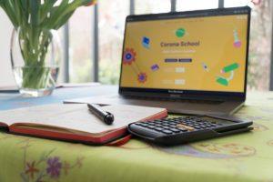 Auf der Plattform Corona School lernen sich Schüler und Studenten kennen. (Foto: Corona School)