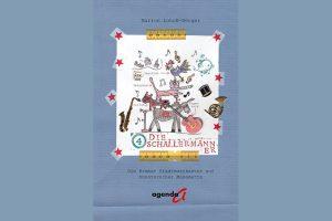 """Das Cover von """"Die 4 Schallermänner"""". (Grafik: agenda Verlag / Lohoff-Börger)"""