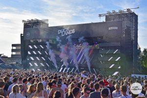 """Auch dieses Jahr kann das """"Docklands Festival"""" nicht stattfinden und wird nun auf 2022 verschoben. (Archivbild: Tessa-Viola Kloep)"""