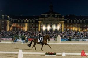 Charlott-Marie Schürmann gewinnt die Grand-Prix-Kür. (Foto: th)