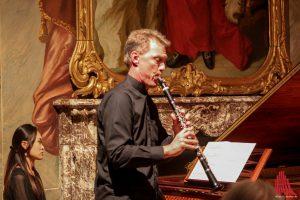 Klarinettist Thomas Lindhorst allein kann es auch nicht retten. (Foto: bk)