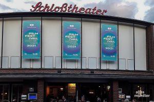 Das Filmfestival Münster 2021 wurde am Samstag im Schloßtheater offiziell eröffnet. (Foto: Ralf Clausen)