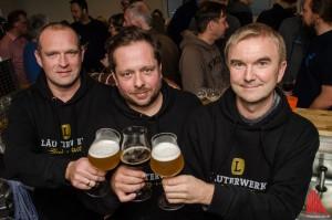 Die Läuterwerk-Troika: (v. l.) Marcus Vortkamp, Marc Pinnekamp und Ingo Meister. (Foto: th)