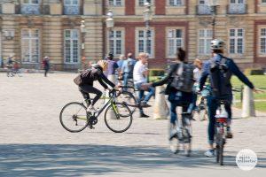 Die zweiwöchige Online-Umfrage in Münster, Mainz und München soll am Ende sogar dazu führen, dass bundesweit die Radwege verbessert werden und sich der Radverkehr steigert. (Archivbild: Michael Bührke)