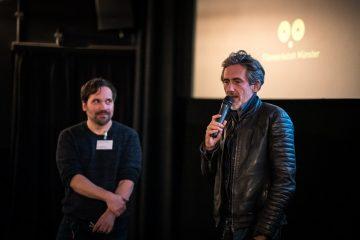 Der französische Regiseur, der sich Quarxx nennt, gewann den Preis für die Beste Regie im Europäischen Spielfilmwettbewerb. (Foto: Filmfestival Münster)