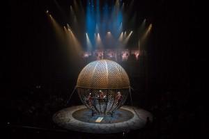 """Der """"Globe of Speed"""", das Markenzeichen von Flic Flac. (Foto: Promo)"""
