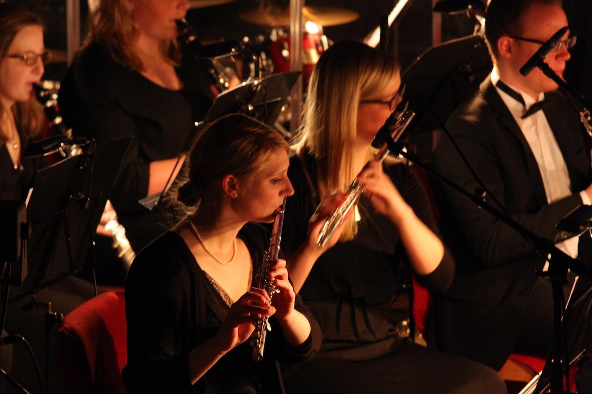 Das große Orchester ist ein Aushängeschild des FME. (Foto: FME)