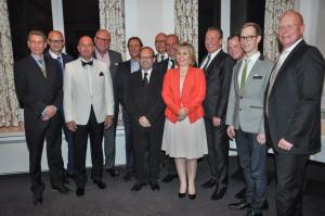 Die KG Freudenthal freut sich auf neun neue Senatorinnen und Senatoren in ihren Reihen, die beim Ball des Senats offiziell geehrt werden. (Foto: KG Freudenthal)