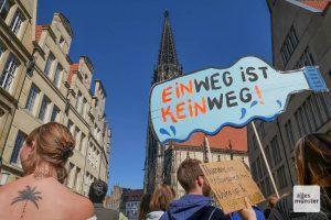 Die Initiative Fridays For Future ruft zum Klimastreik auf. (Archivbild: Susanne Wonnay)