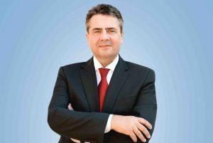 Vizekanzler und Außenminister Sigmar Gabriel. (Foto: Auswärtiges Amt / Maurice Weiss / Ostkreuz)