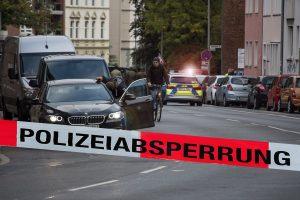 Bei der Geiselnahme in der JVA Münster wurde der Täter erschossen. (Foto: Thomas Hölscher)