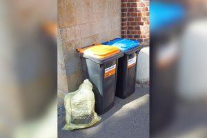 Der Gelbe Sack wird noch bis Ende des Jahres mitgenommen. (Foto: Stadt Münster)