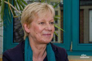 Maria Klein-Schmeink sicherte sich als erste Kandidatin der Grünen für den Bundestag das Direktmandat für Münster. (Archivbild: Thomas Hölscher)